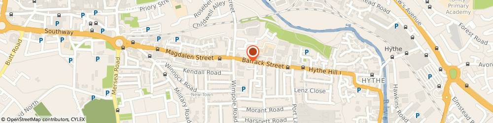 Route/map/directions to MGS Electrical Installations Ltd, CO1 2LL Colchester, 33 Barrack St