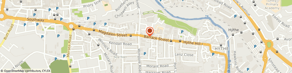 Route/map/directions to E S Tan N Beauty, CO1 2LJ Colchester, 8 BARRACK STREET
