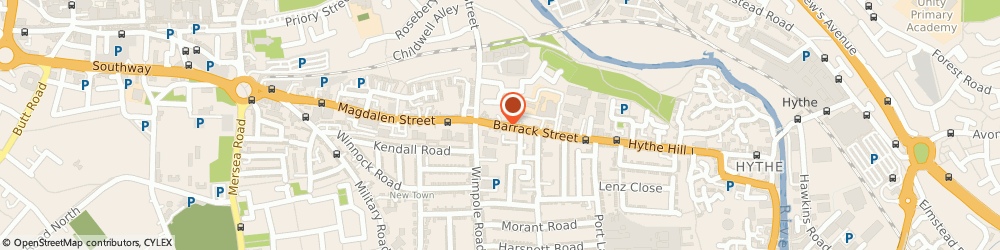 Route/map/directions to Windoworld UPVC Windows Doors and Conservatories, CO1 2LJ Colchester, 30 Barrack Street