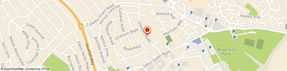 Route/map/directions to Absolute Building Services, LU2 9JQ Luton, 66 Lalleford Road