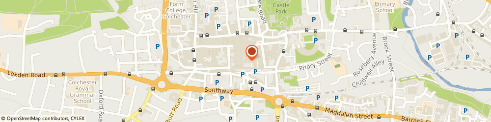Route/map/directions to Timpson Mobile Locksmiths - Colchester, CO1 1LX Colchester, 1 Lion Walk Shopping Centre