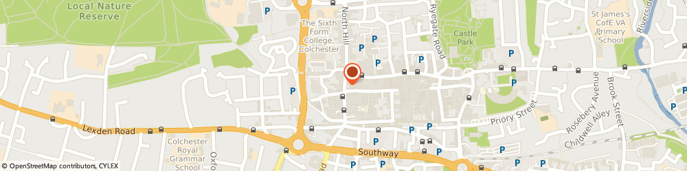 Route/map/directions to Reds Hair Co, CO1 1JJ Colchester, 8, Headgate Building, Sir Isaacs Walk