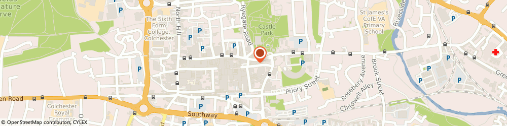 Route/map/directions to Intelligent Av Solutions Limited, CO1 1DN Colchester, 61 HIGH STREET