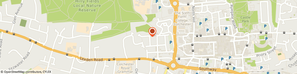 Route/map/directions to Recruiterz Ltd, CO3 3JQ Colchester, 28 St Albans Road