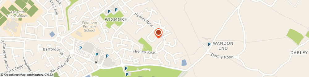 Route/map/directions to SouthEast Executive, LU2 8UH Luton, 41 Emmer Green