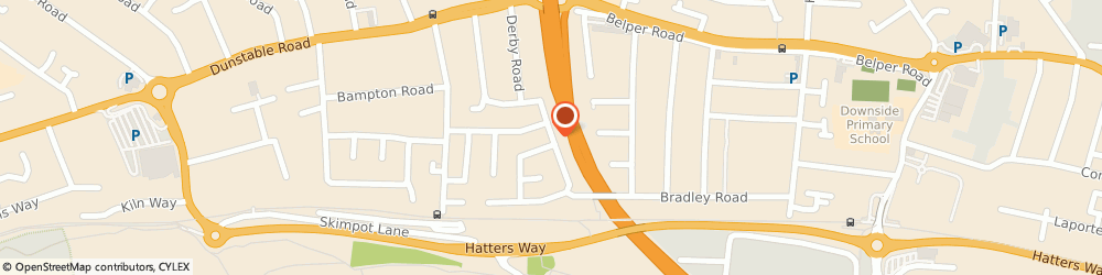 Route/map/directions to S&G CARS LUTON LIMITED, LU4 0AY Luton, 83 Eldon Road