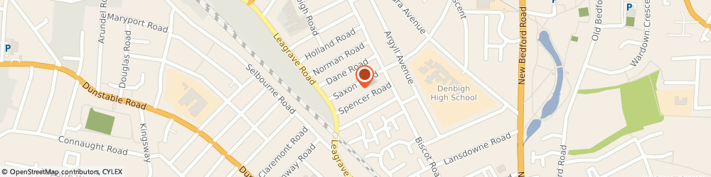 Route/map/directions to World Of Windows & Conservatories Ltd, LU3 1JS Luton, 60-62 Saxon Road