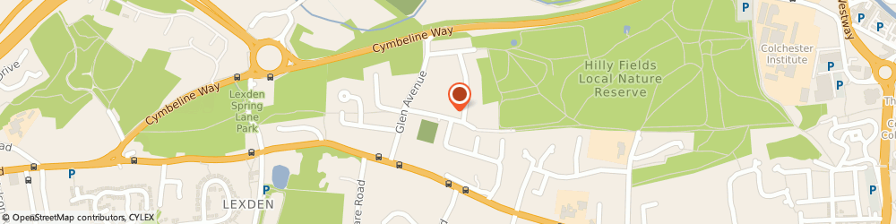 Route/map/directions to H C L Consultancy & Recruitment Ltd, CO3 3RX Colchester, 21 Elianore Rd