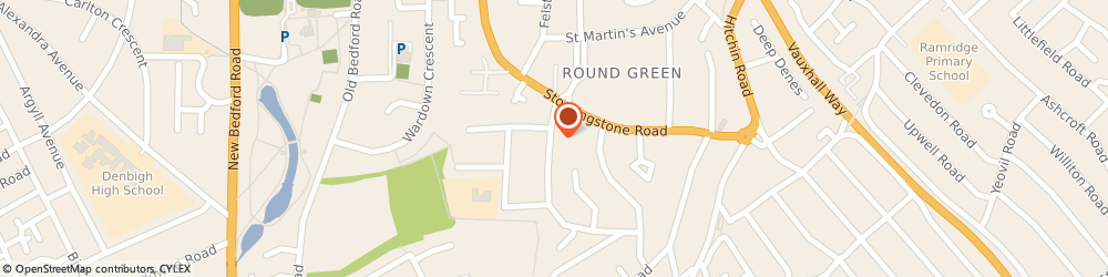 Route/map/directions to FOREVER YOUNG CHILDMINDING LIMITED, LU2 7JQ Luton, 122 Richmond Hill