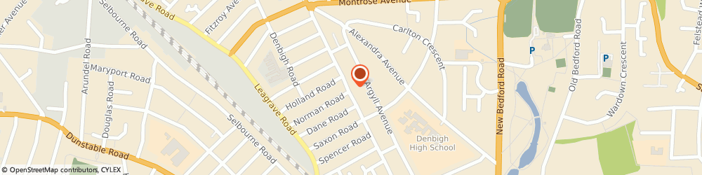 Route/map/directions to 5 Star Barbers, LU3 1AY Luton, 228 Biscot Rd