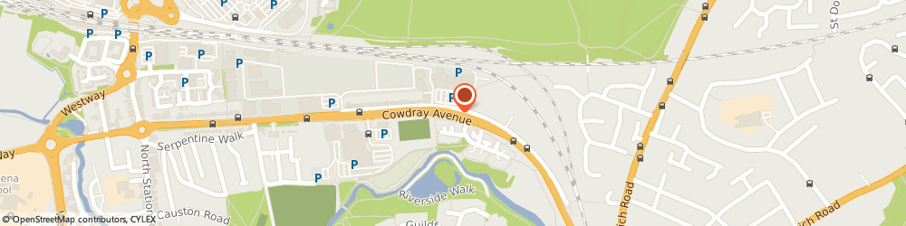 Route/map/directions to Halfords Colchester, CO1 1YN Colchester, Unit B, Colne View Retail Park
