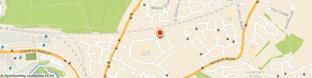 Route/map/directions to Keedans Roofing & Building Maintenance, CO4 0DL Colchester, 27 Barkstead Rd