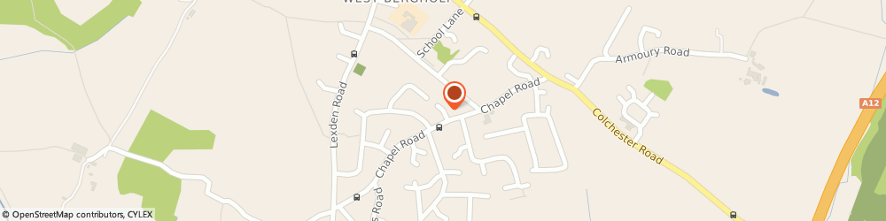Route/map/directions to Virgo Consultants Ltd, CO6 3FE Colchester, 6 Lampon Cl