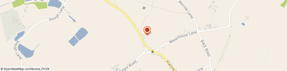 Route/map/directions to Els Ltd, CO7 7SU Colchester, Frating Road