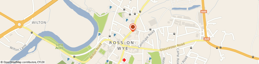 Gmp Web Design Ross On Wye 20 Broad St