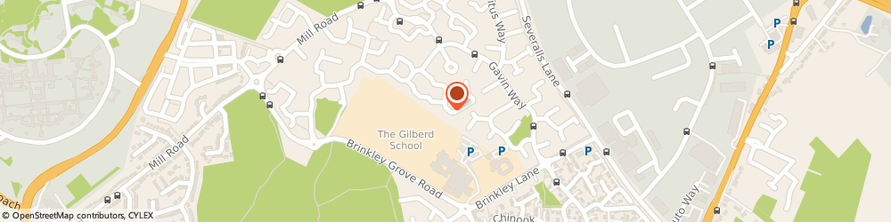 Route/map/directions to Stage 2 Contracts, CO4 9EZ Colchester, 42 Gratian Close