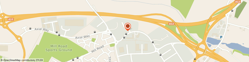 Route/map/directions to Reids Plant Solicitors, CO4 9YQ Colchester, 844 The Crescent