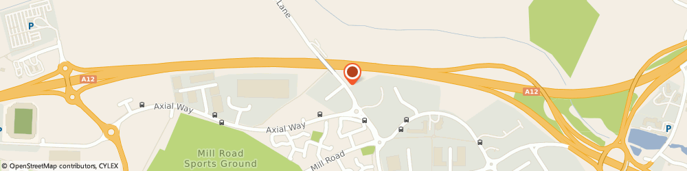 Route/map/directions to CAR WASH ADVISORY SERVICES LIMITED, CO4 5YQ Colchester, 17 De Grey Road