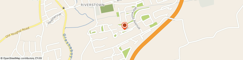 Route/map/directions to A.K. MECHANICAL LIMITED, T45 Glanmire, 29 Marwood Lawn, Riverstown