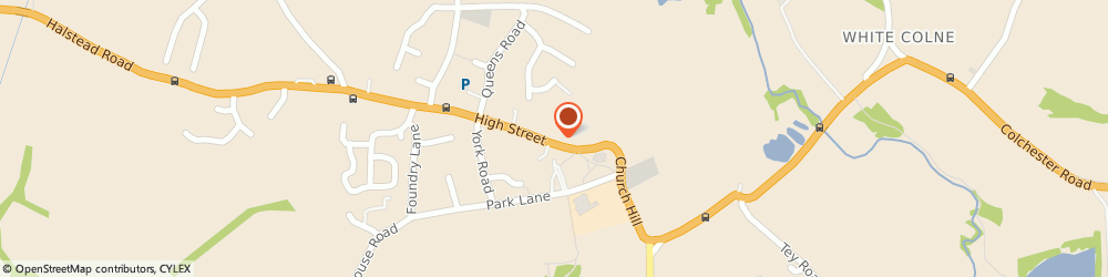 Route/map/directions to Paula Price Counselling Services, CO6 2QX Colchester, 85a High St