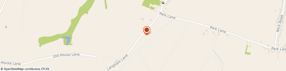Route/map/directions to C&W ROOFING SERVICES LIMITED, CO4 5ZS Langham, Langham Lane, Unit 13, Langham Barns Business Centre