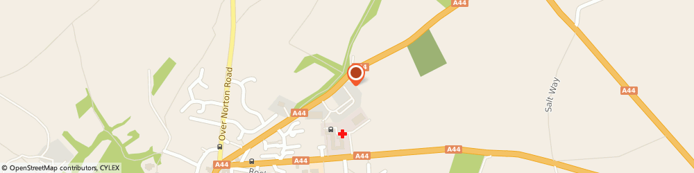Route/map/directions to Ceta Insurance Ltd, OX7 5SR Chipping Norton, Banbury Rd, 22 CETA House, Cromwell Park