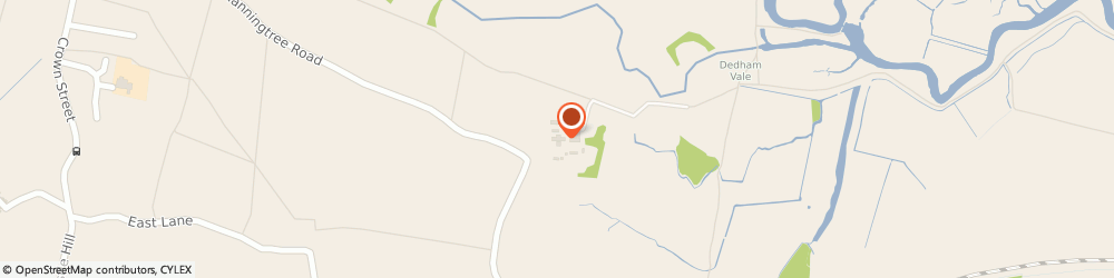 Route/map/directions to Michael Howard Homes, CO76BL Colchester, 15 Dedham Vale Business Centre Manningtree Road
