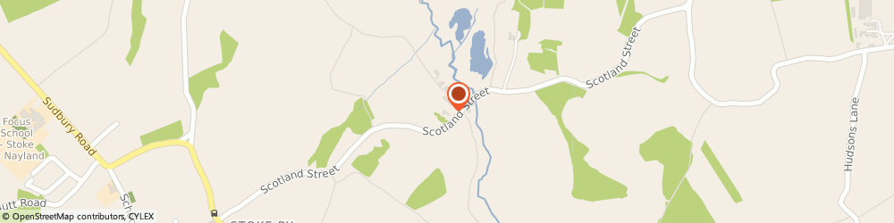 Route/map/directions to Polstead Joinery, CO6 4QG Colchester, Scotland Hall Farm Scotland St