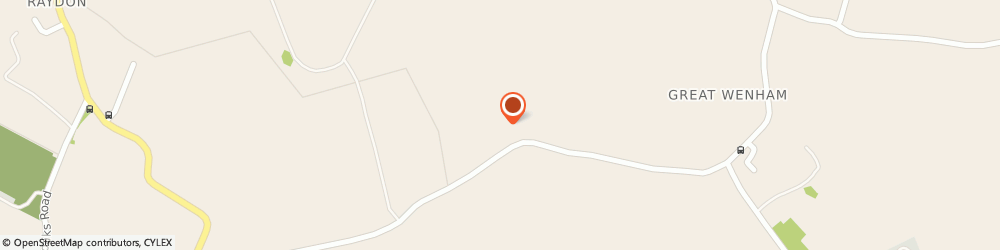 Route/map/directions to Higher Hats, CO7 6PP Colchester, Acacia Road