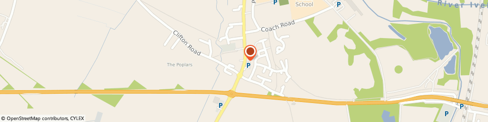 Route/map/directions to Impact Interiors and Flooring, SG16 6BS Henlow, 15a, High St
