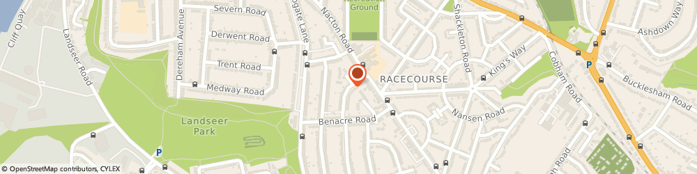 Route/map/directions to Crescent Event Management Solutions, IP3 9JY Ipswich, 10 Norman Cres
