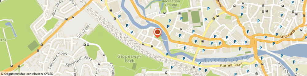 Route/map/directions to Grant Thornton - Ipswich, IP2 0EH Ipswich, 80 Compair Crescent