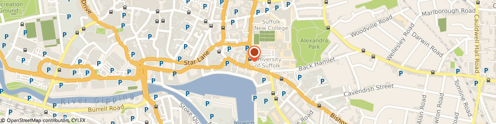Route/map/directions to Johns Slater & Haward, IP4 1LN Ipswich, 6-7, Grimwade St