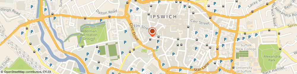 Route/map/directions to Open Road Ipswich, IP1 1RJ Ipswich, 8 Friars Courtyard, 30-32 Princes Street