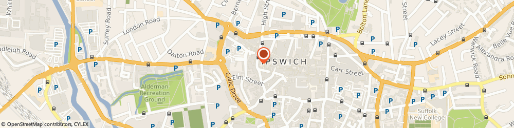 Route/map/directions to Wns Assistance Ipswich, IP1 1HT Ipswich, 16 Museum Street