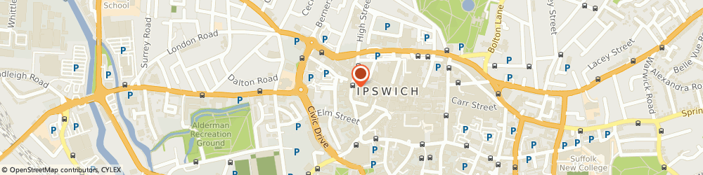 Route/map/directions to Keep Your Licence, IP1 1HQ Ipswich, 5 Museum Street
