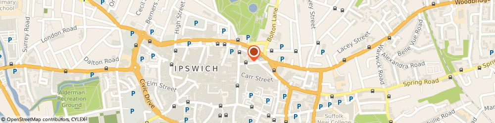 Route/map/directions to Hamilton Smith Estate Agents - Ipswich, IP4 2AA Ipswich, 7 Great Colman St