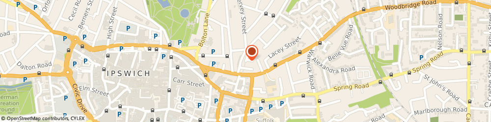 Route/map/directions to St John Ambulance, IP4 2EL Ipswich, 30 SAMUEL COURT