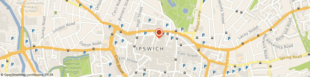 Route/map/directions to Kerseys Solicitors, IP1 3HD Ipswich, 32 Lloyds Avenue