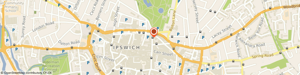Route/map/directions to Akira Financial Limited, IP1 3BX Ipswich, 9 NORTHGATE STREET