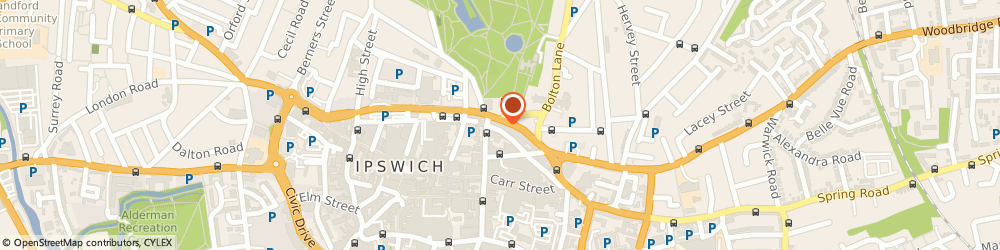 Route/map/directions to Blake Mayhew Limited, IP4 2BA Ipswich, 24 St Margaret's St