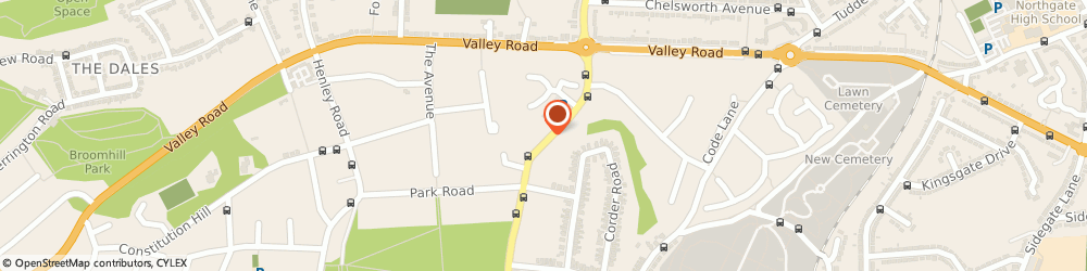 Route/map/directions to Douglas Hosking, IP4 2XP Ipswich, 81 Westerfield Rd