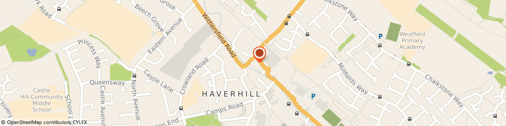 Route/map/directions to Duo Fu, CB9 0EU Haverhill, Stour House, Station Road