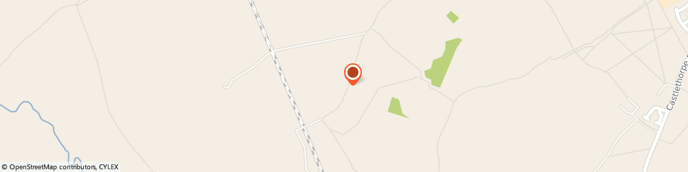 Route/map/directions to Deluxe, MK19 7HL Hanslope, Cedar Barn Hungate End Farm