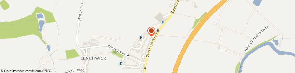 Route/map/directions to ME Cleaning, WR11 4TQ Norton, 54 Heathfield Rd