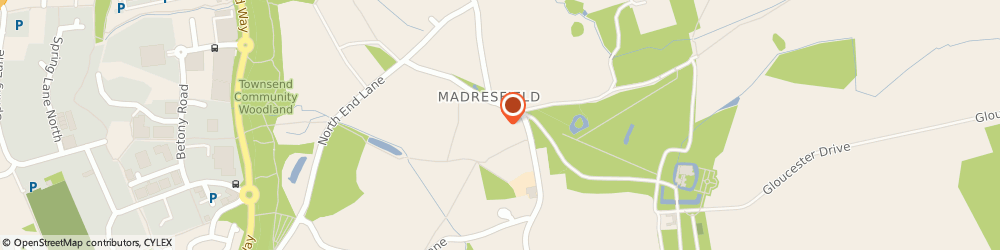 Route/map/directions to Madresfield Early Years Centre Ltd, WR13 5AA Malvern, Hayswood Farm