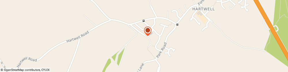 Route/map/directions to Wedding Fireworks & Lasers Ltd, NN7 2HS Northampton, Applegarth Lower End