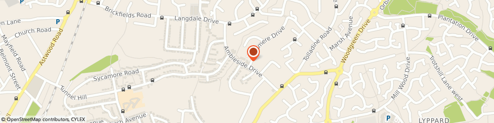 Route/map/directions to Costcutter, WR4 9DA Worcester, 75 Ambleside Drive