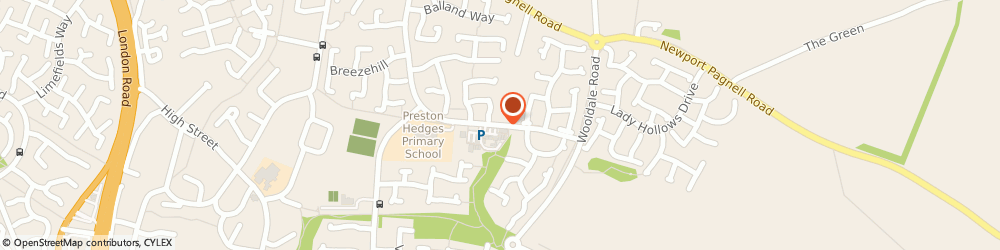 Route/map/directions to Spinney Vets, Wootton Fields, NN4 6FF Northampton, Unit 5 Tudor Court