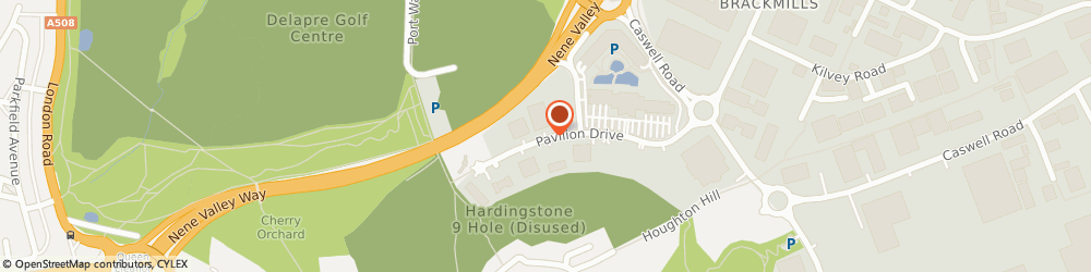 Route/map/directions to Wastenotts O&M Services Limited, NN4 7RG Northampton, GROUND FLOOR WEST, 900 PAVILION DRIVE